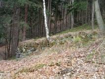 Terrassen-Berghaenge