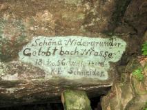 Gelobtbachtalmuehle_Muehlteich_Inschrift_klein