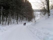 winterliche_Wanderer_Bergstrasse_Gossdorf_klein