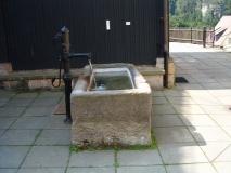 Wassertrog_Hohnsteiner_Rathaus