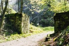 Schmalspurbahnbruecke