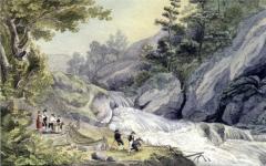 Christian_Friedrich_Sprinck_Wasserfall_Liebethaler_Grund