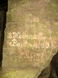 Felsinschrift_1792_Zscherregrund_klein