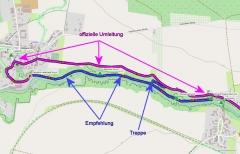 Umleitung_Malerweg_Karte