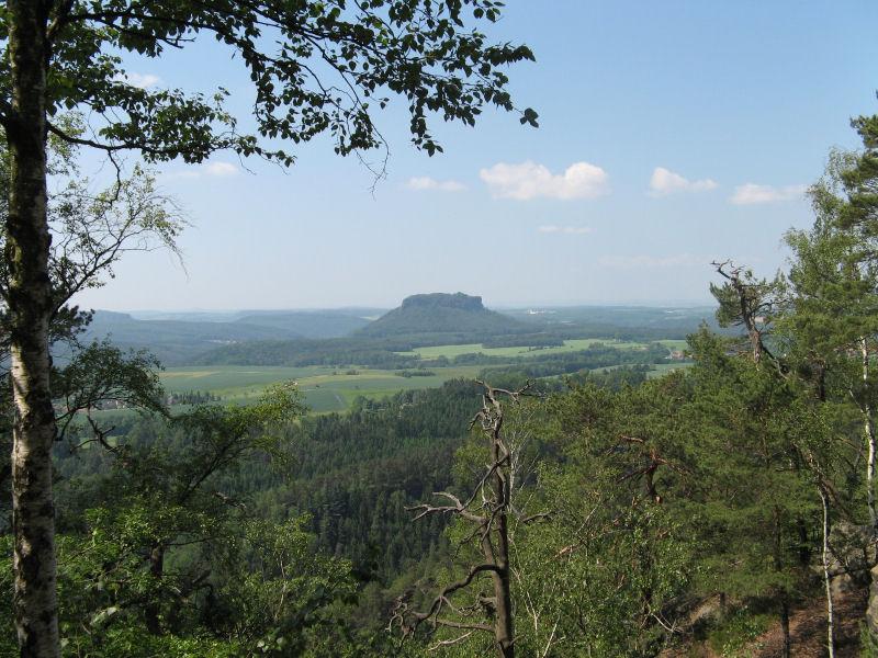 Waitzdorfer Aussichten | Wandern in der Sächsischen Schweiz