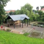 Dorfplatz_Gohrisch_Hirschkequelle_klein